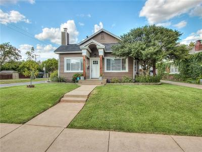 Oklahoma City Single Family Home For Sale: 721 NW 34th Street