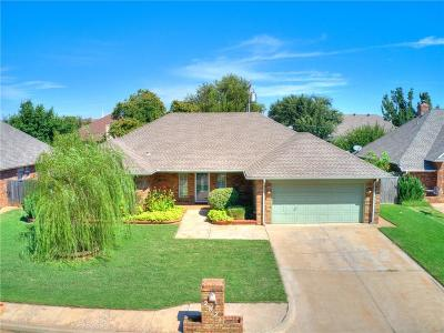 Edmond Single Family Home For Sale: 2821 NW 158th Street