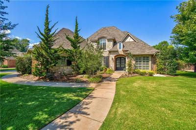 Edmond Single Family Home For Sale: 6609 Oak View Road