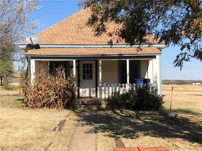 Guthrie Single Family Home For Sale: 1924 W Washington Avenue