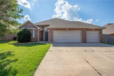 Norman Single Family Home For Sale: 124 Horizon View Court