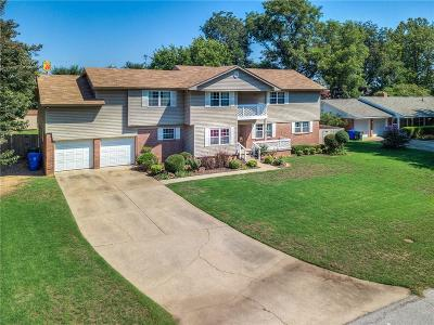Norman Single Family Home For Sale: 2633 Butler Drive