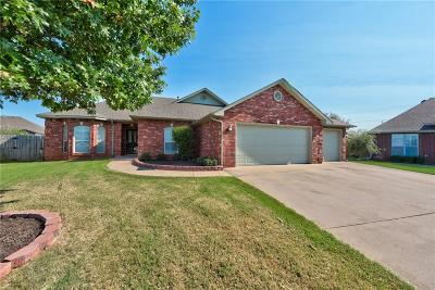 Noble Single Family Home For Sale: 1271 Haley Circle