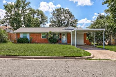 Moore Single Family Home For Sale: 644 SW 1st Street