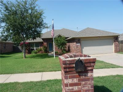 Norman Single Family Home For Sale: 2409 Broadwell Oaks Drive