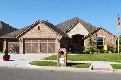 Oklahoma City Single Family Home For Sale: 8701 NW 109th Terrace