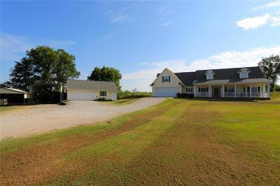 Meeker Single Family Home For Sale: 341963 E Hwy 62 Highway