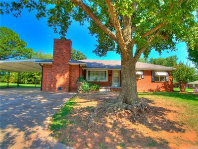 Guthrie Single Family Home For Sale: 1422 N Broad