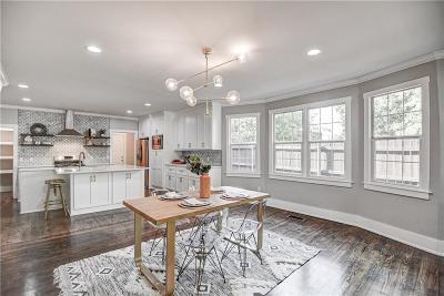Oklahoma City Single Family Home For Sale: 1629 N Klein Avenue