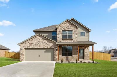 Mustang Single Family Home For Sale: 408 E Mobile Terrace