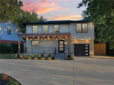 Oklahoma City Single Family Home For Sale: 1724 NW 36th Street