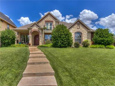Oklahoma City Single Family Home For Sale: 7709 NW 134th Street