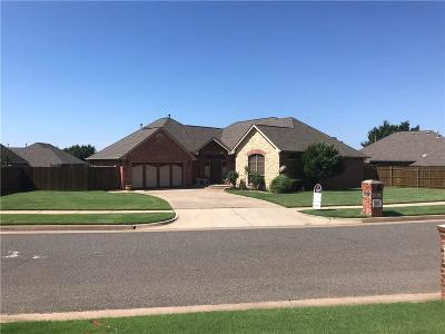 Edmond Single Family Home For Sale: 15809 Sheffield Boulevard