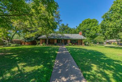 Norman Single Family Home For Sale: 600 Broad Lane