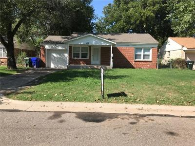 Norman Single Family Home For Sale: 405 W Johnson Street