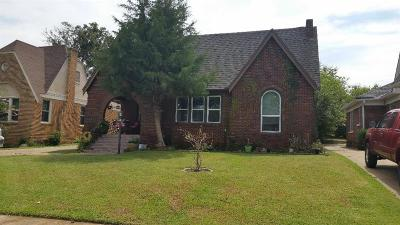 Single Family Home For Sale: 2734 NW 21st Street