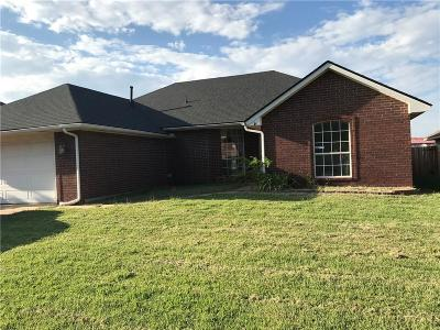 Edmond Single Family Home For Sale: 1205 NW 176th Street
