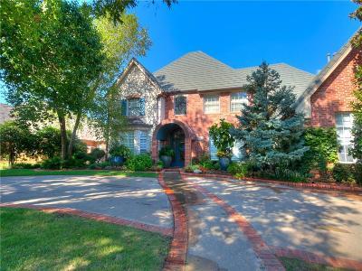 Yukon Single Family Home For Sale: 4104 Ramsey Road