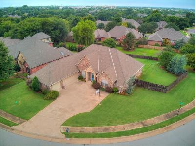 Edmond Single Family Home For Sale: 3309 Amberwood Court