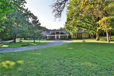 Edmond Single Family Home For Sale: 1621 Glendale Drive