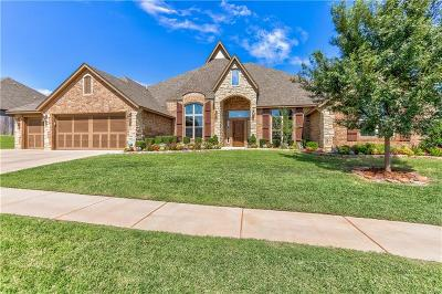 Edmond Single Family Home For Sale: 1305 NW 187th Street