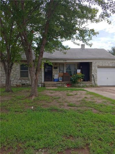 Oklahoma City Single Family Home For Sale: 3132 NW 43rd Street