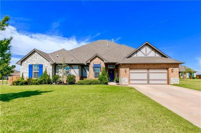Edmond Single Family Home For Sale: 19001 Hill Valley Way