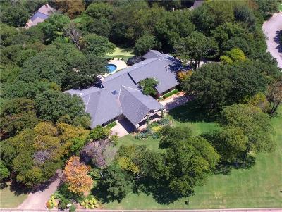 Edmond Single Family Home For Sale: 3808 Ridgewood Drive