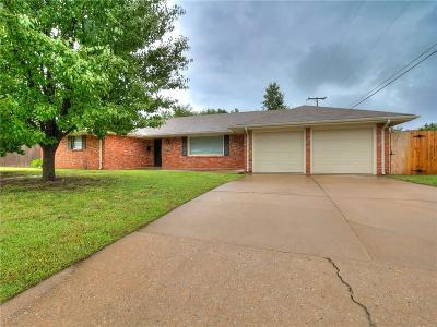 Oklahoma City Single Family Home For Sale: 2620 NW 109th Street