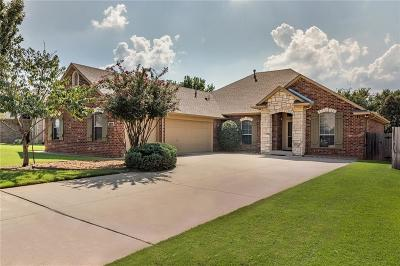 Edmond Single Family Home For Sale: 2833 Stonebrook Road