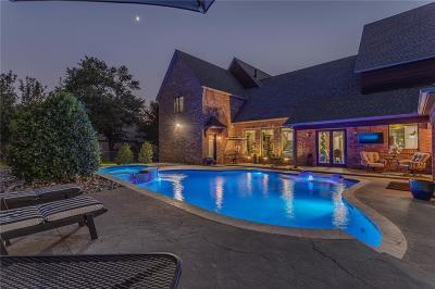 Edmond Single Family Home For Sale: 6700 Acorn Drive