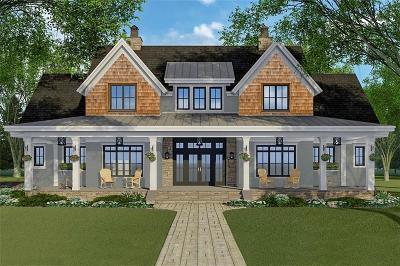 Single Family Home For Sale: 673 Barn Circle