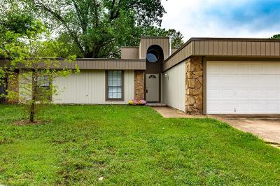 Norman Single Family Home For Sale: 1808 Oakhollow Drive