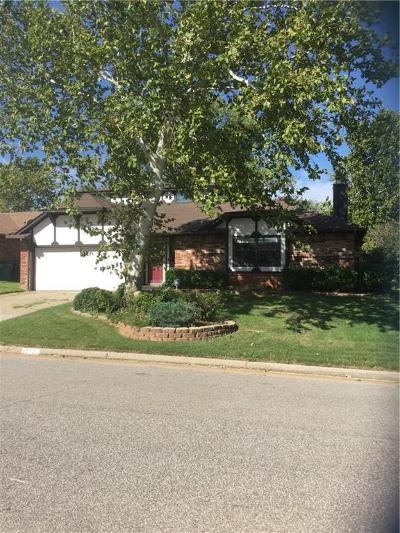 Oklahoma City Single Family Home For Sale: 12521 N Doons Drive