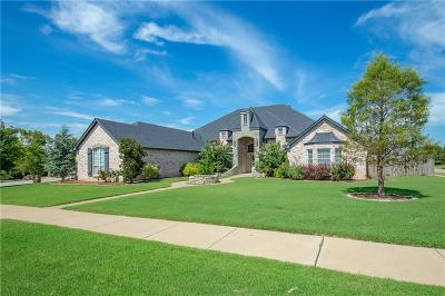 Edmond Single Family Home For Sale: 601 NW 154th Court