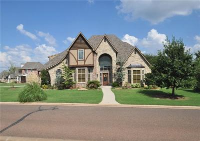 Norman Single Family Home For Sale: 4608 Vista Drive