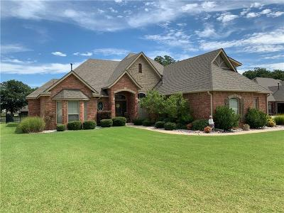 Shawnee Single Family Home For Sale: 1705 Pecan Crossing Drive
