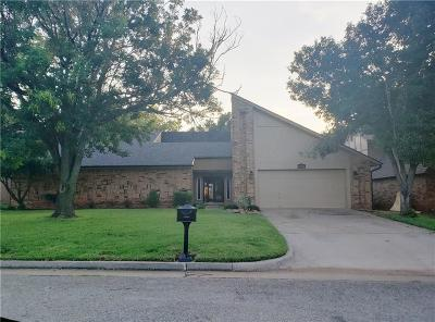 Edmond Single Family Home For Sale: 14113 Osage Drive