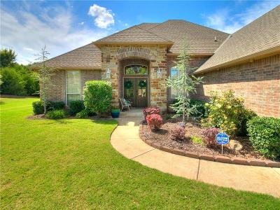 Edmond Single Family Home For Sale: 8631 Belcaro Drive