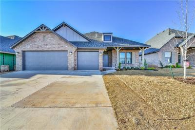 Oklahoma City Single Family Home For Sale: 208 SW 166th Street