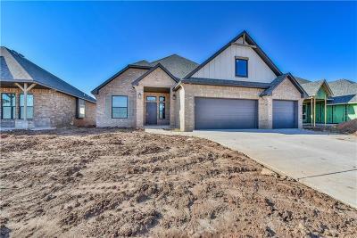 Oklahoma City Single Family Home For Sale: 212 SW 166th Street