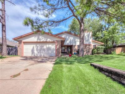 Edmond Single Family Home For Sale: 1319 W Aries Road