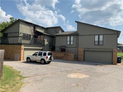 Oklahoma City Multi Family Home For Sale: 6440 W Hefner Road