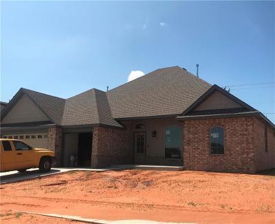 Mustang Single Family Home For Sale: 4601 Hambletonian Lane