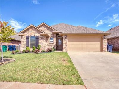 Edmond Single Family Home For Sale: 3333 NW 160th Street