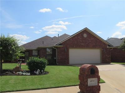Altus Single Family Home For Sale: 308 Camino Norte