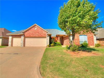 Oklahoma City Single Family Home For Sale: 11821 Blue Haven Court
