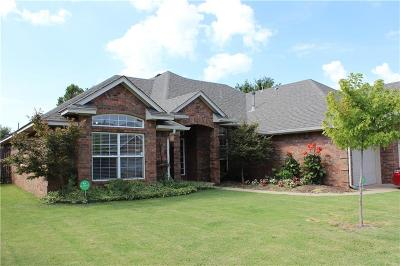 Oklahoma City Single Family Home For Sale: 3620 SW 129th Terrace
