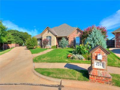Edmond Single Family Home For Sale: 4217 Riva Ridge Court
