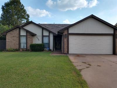 Edmond Single Family Home For Sale: 2200 Stepping Stone Trail